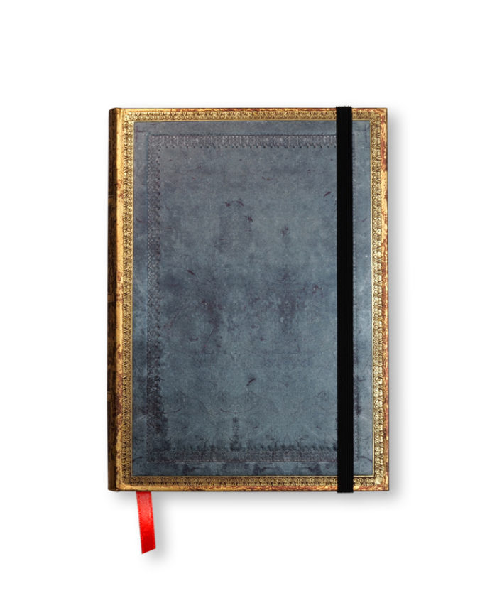 Midi Riviera Classic Old Leather Paperblanks Notebook