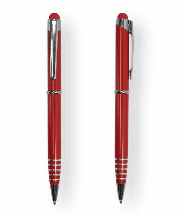 Red FX Stylus Ballpoint Pen