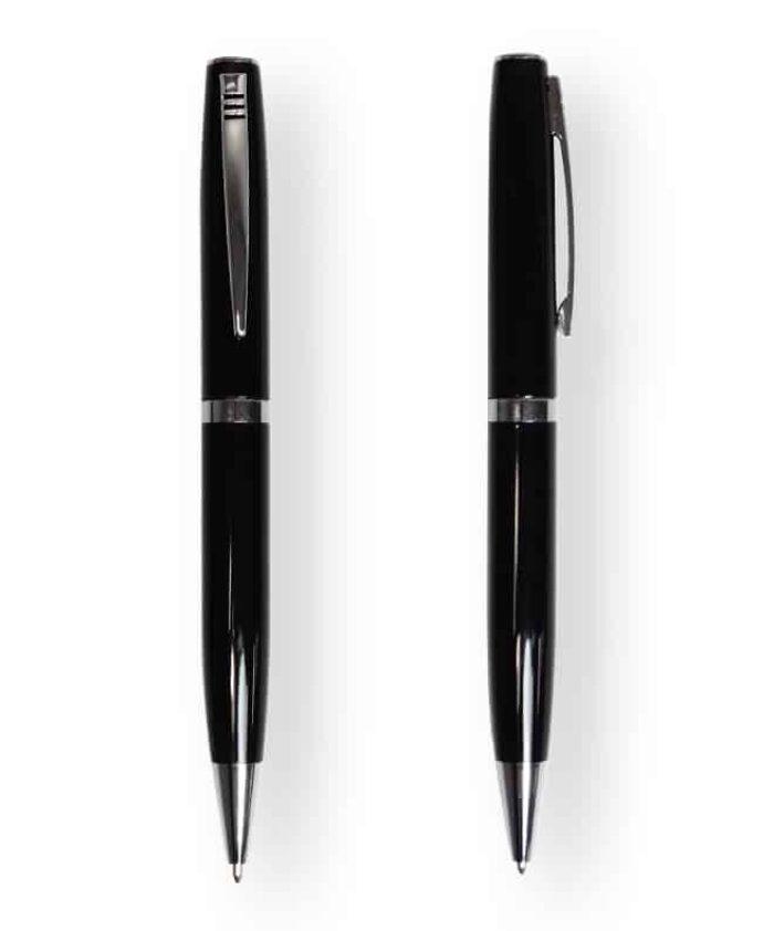 Black Racer ballpoint pen