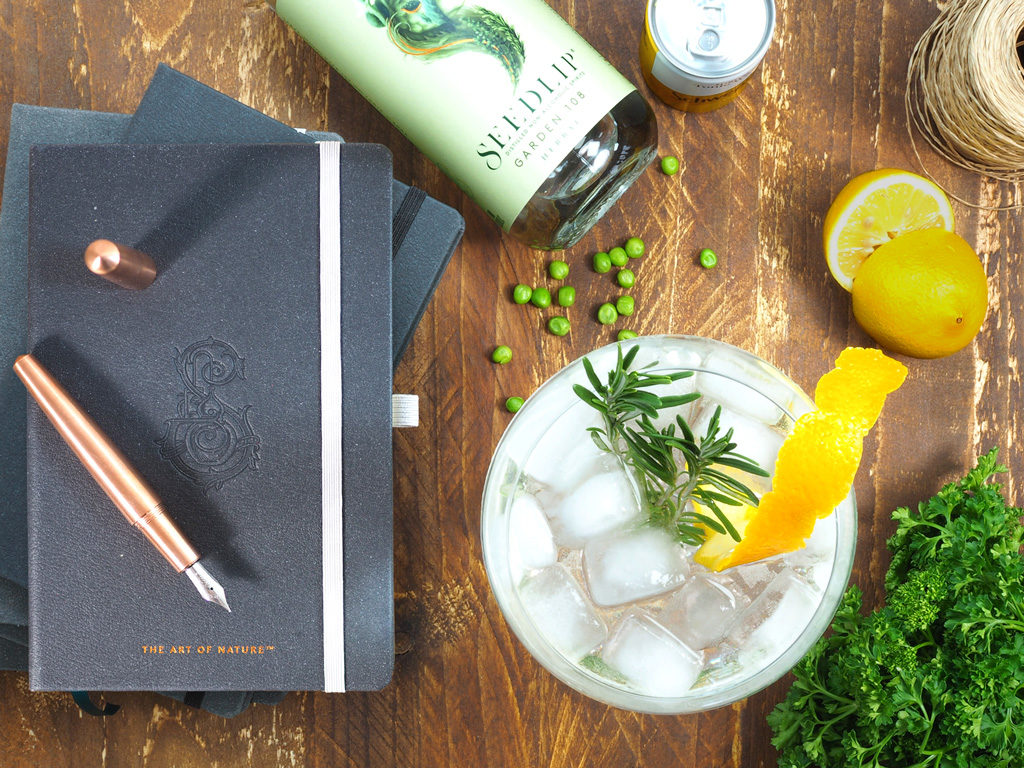 recycled-leather-notebook-Seedlip-Drinks