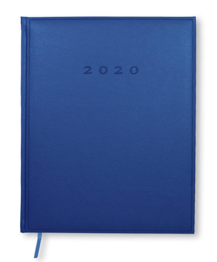 Blue Castelli B5 Plaza Weekly Diary