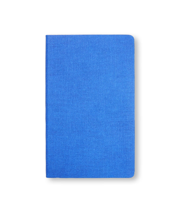 Castelli Nature notebook in blue