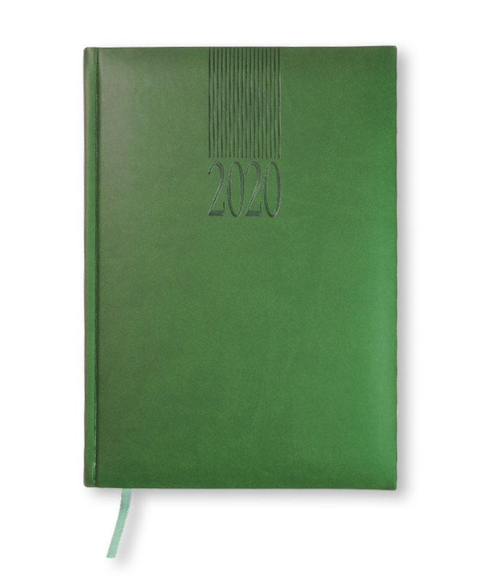 Green Castelli A5 Tucson Daily Diary