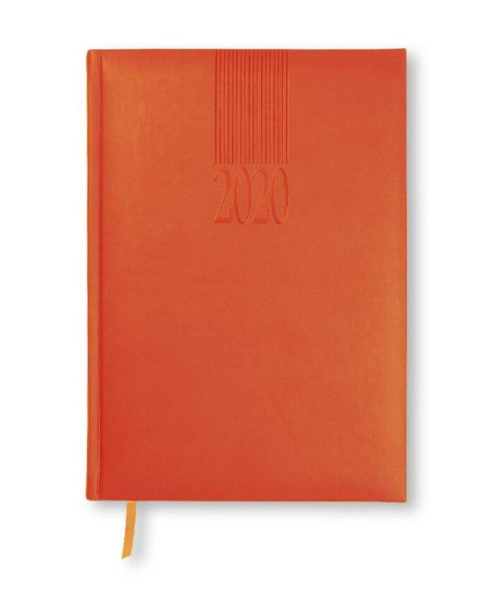 Orange Castelli A5 Tucson Daily Diary