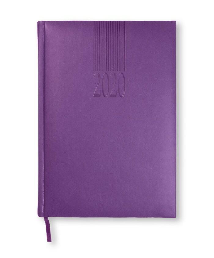 Purple Castelli A5 Tucson Daily Diary