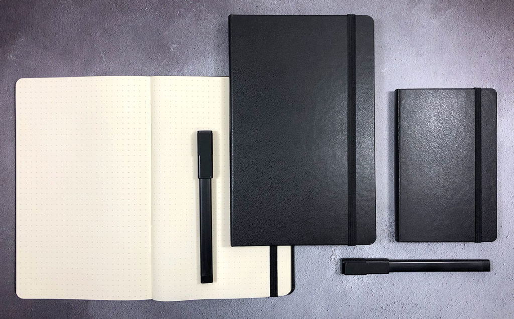 Moleskine notebook - hero product