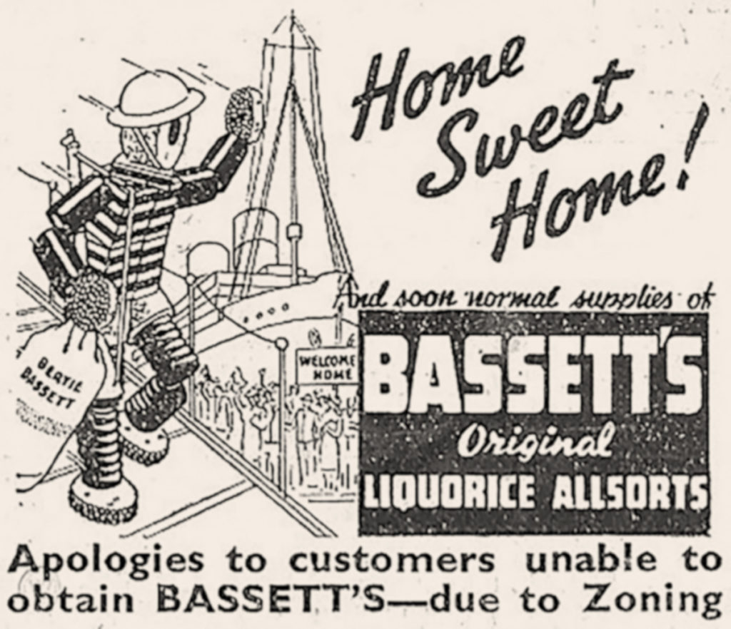 Why you should keep marketing - vintage-bassetts-liquorice-allsorts