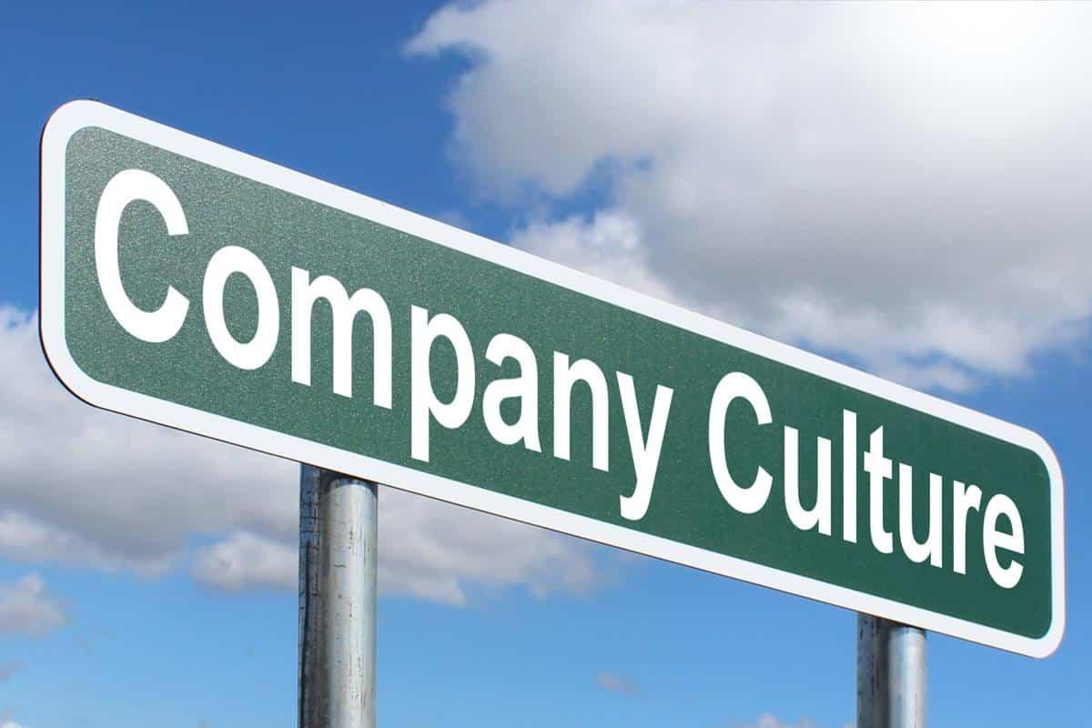 company culture signpost