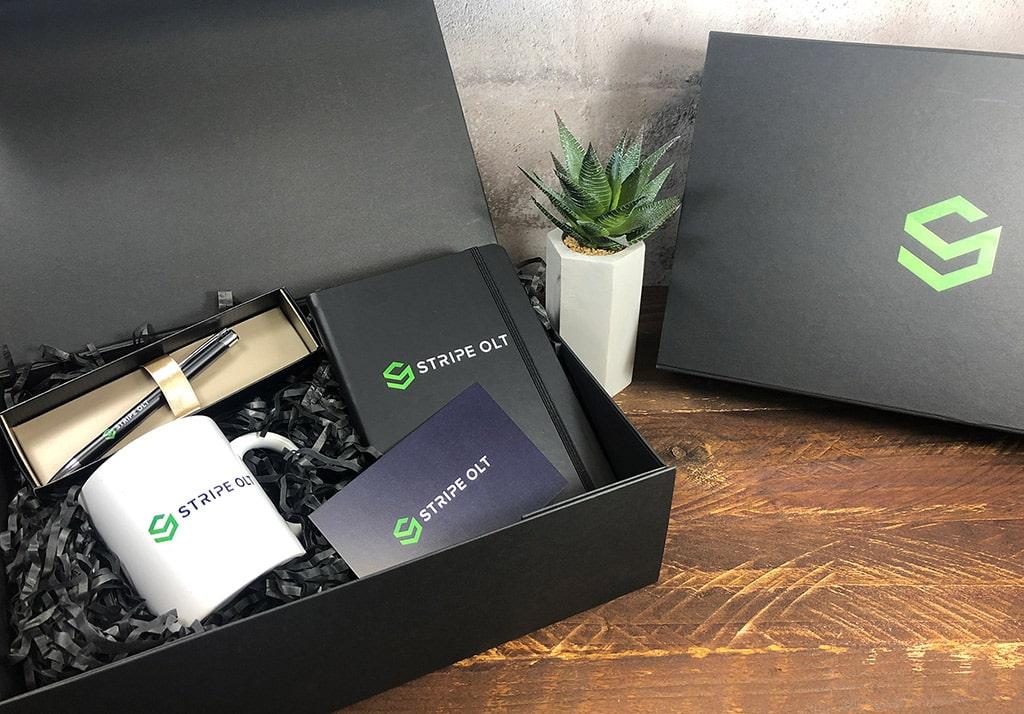 Stripe OLT gift sets